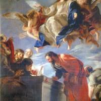 La Asunción de la Virgen Maria