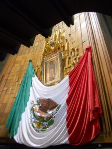 Viva México! Viva La Virgen de Guadalupe!
