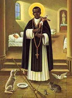 st martin de porres prayer