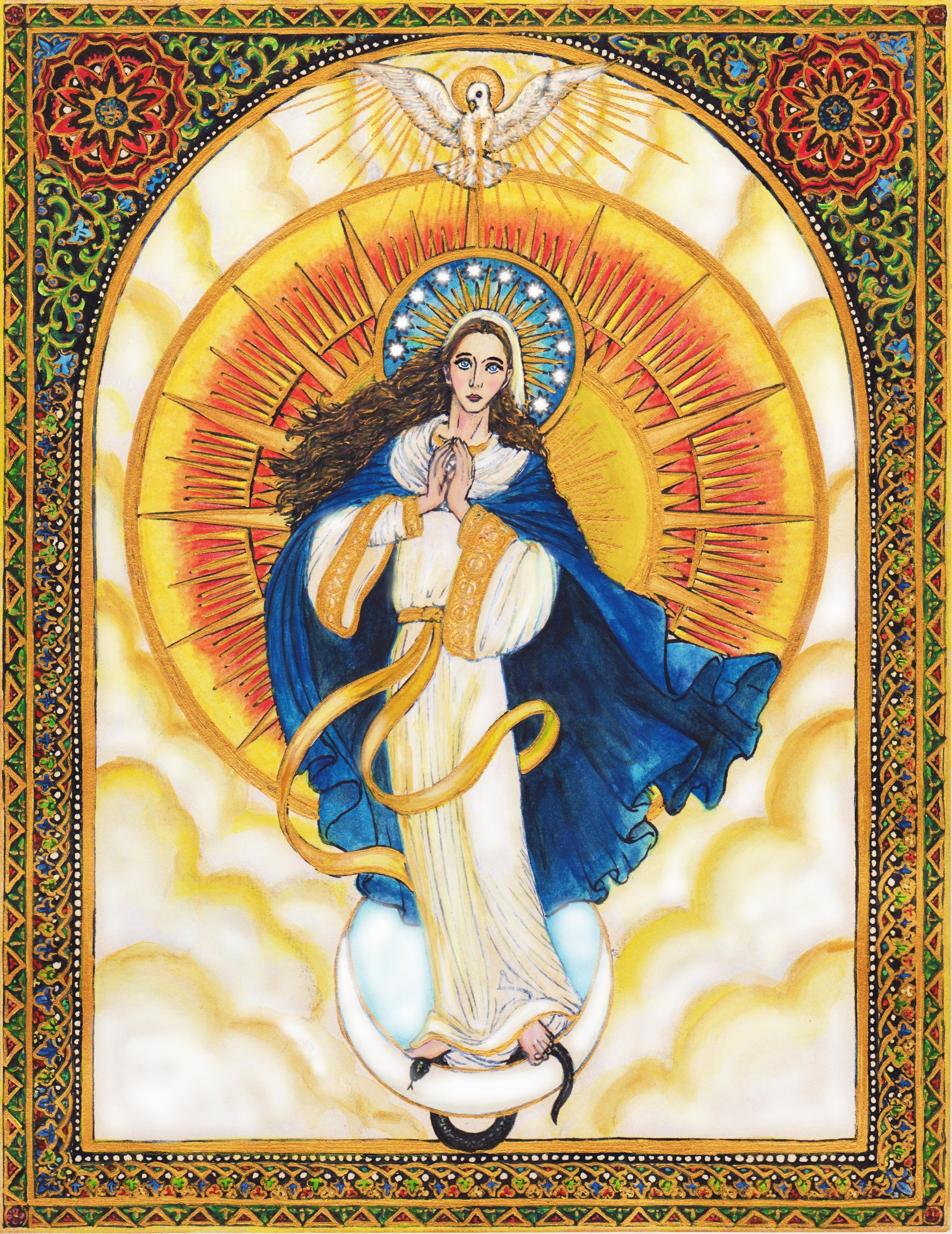 Feast Of Immaculate Conception Of Mary 2011