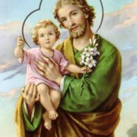 St. Joseph, Pray For Us. Day 1.
