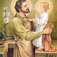 St. Joseph, Pray for Us. Day 4.