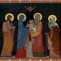Happy Feast of the Presentation of the Lord, Candlemas Day, and  World Day for Consecrated Life